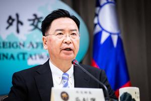 台外長:中共欲將台灣變香港 轉移國內危機