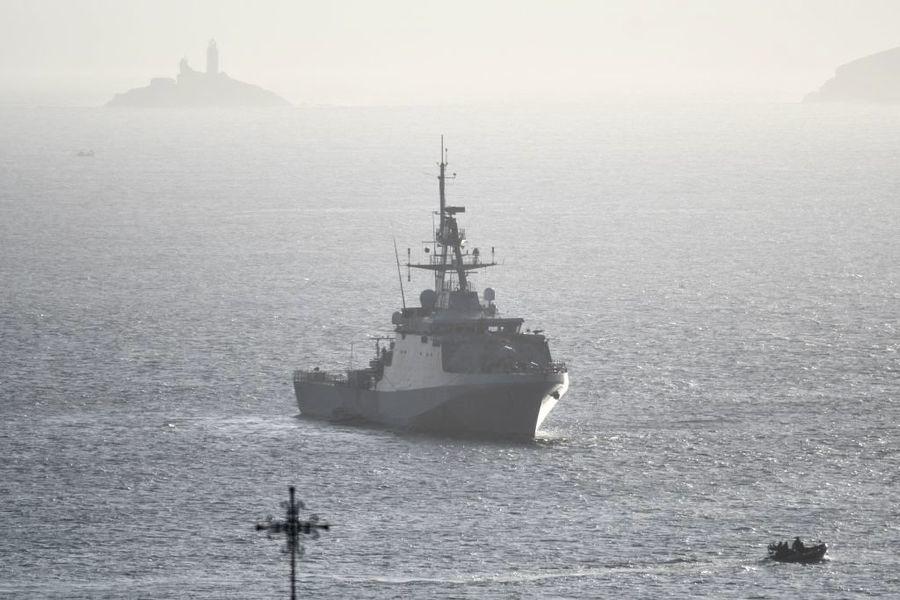聚焦印太 英國兩艘艦艇常態部署可望升級