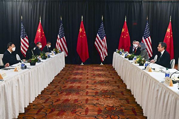 中美會談 楊潔篪「哀怨」發言打臉中共