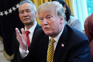 專家:特朗普下定決心要贏中美貿易戰