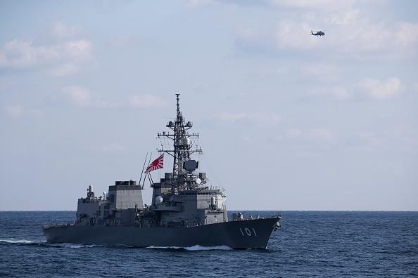 英國稱美國有權自衛 英軍重返海灣