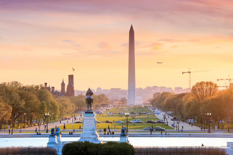 眾院通過法案 華盛頓特區將成美國第51州