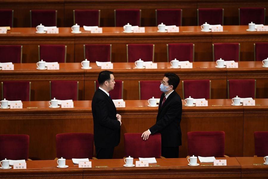 中共人大通過外商投資法 難阻外商三大質疑