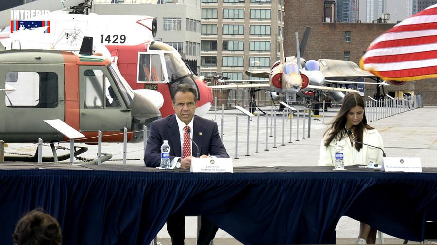 紐約州長:專家的疫情預測模型都錯了