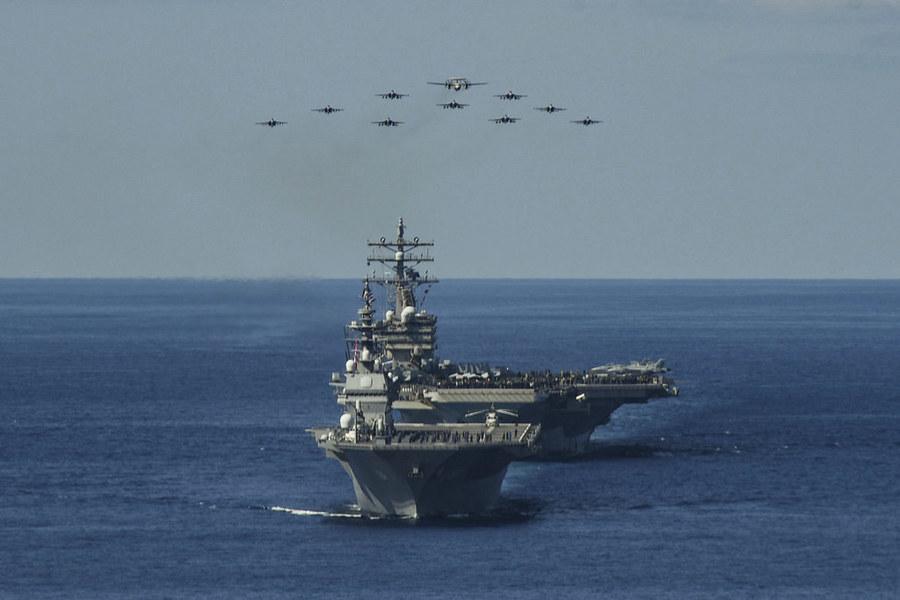 進攻性導彈和靈活小部隊 美軍全面備戰中共