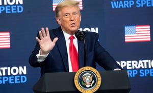 特朗普敦促最高法院解決大選舞弊 拯救美國