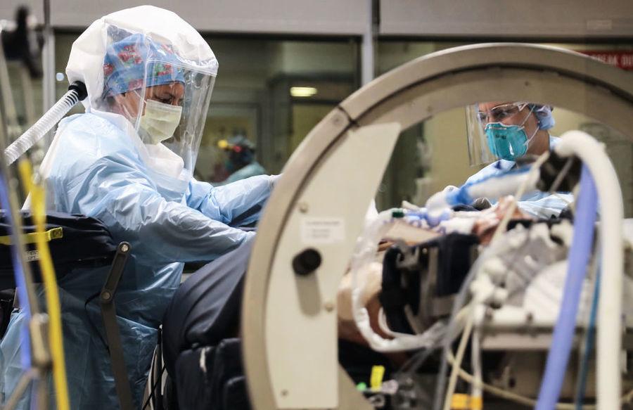 【瘟疫與中共】加州肺炎疫情嚴峻 病毒傳播快