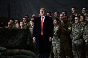 特朗普希望2021年5月駐阿富汗伊拉克美軍回家