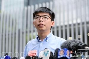香港局勢惡化 黃之鋒籲德停止訓練中共軍隊