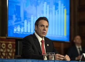 紐約州長:需中國產醫療物資是「最殘酷諷刺」