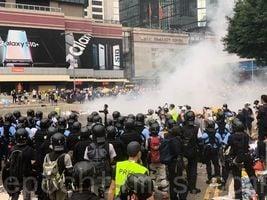 世界關注香港 陸媒啞了 國台辦大話被轟
