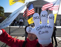 美司法部告訴最高法院 奧巴馬醫保不再違憲