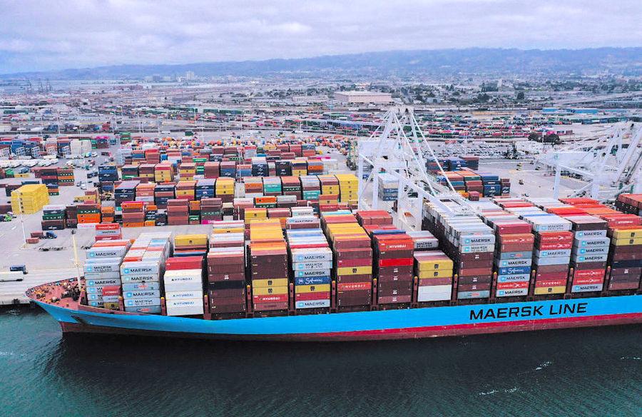 去年中美貿易逆差降17.6% 五年來最低點