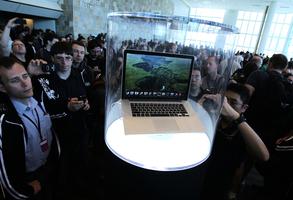 電池存燃燒風險 蘋果召回MacBook Pro