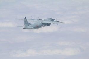 中共軍機頻擾台 台副防長︰不會落消耗戰陷阱