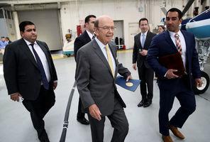 羅斯:中美若無協議 特朗普樂於再加稅