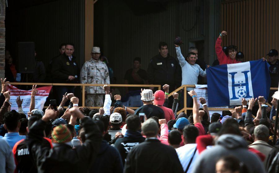 美國務院:停止援助洪都拉斯等中美洲三國