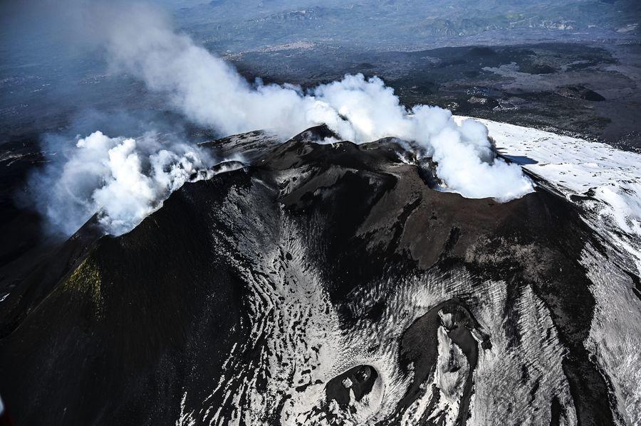 歐洲最活躍火山過去的一個月活動頻繁科學家密切觀察