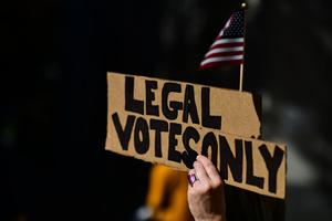 數據分析:賓州數據庫缺失百萬選民投票記錄