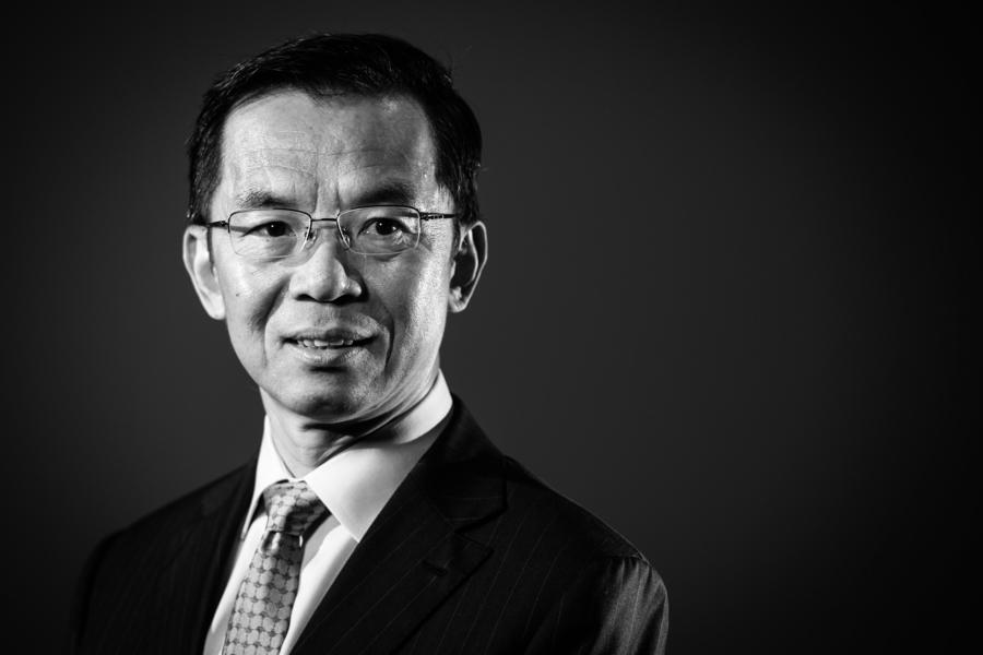 法外貿部長答詢譴責中共 議員力挺台灣獲喝采