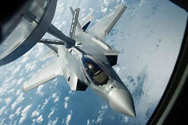 美第六代隱形戰機配激光武器 可操控無人機