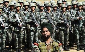 中印邊境爭端再起 200中共士兵入侵遭攔截(影片)