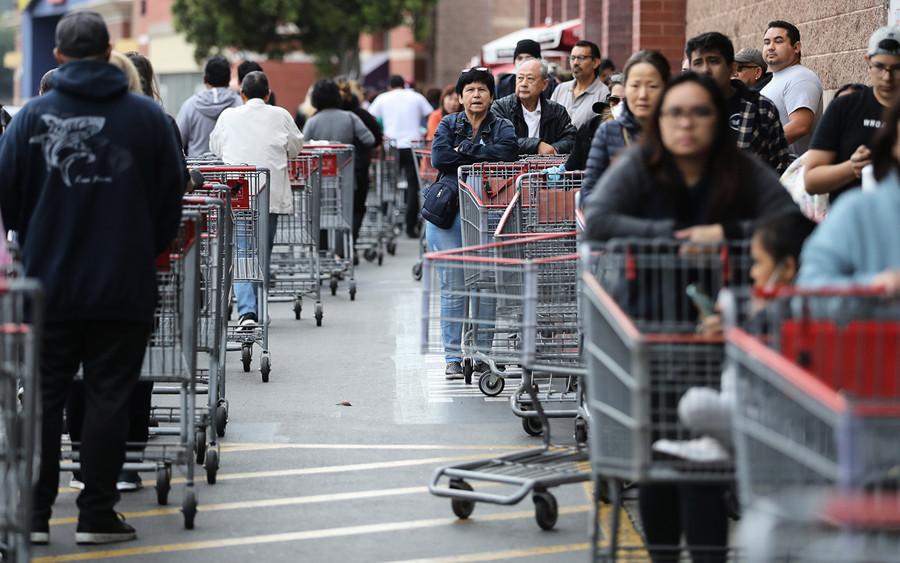 美國物價飆升 通脹預期創新高 消費者擔憂