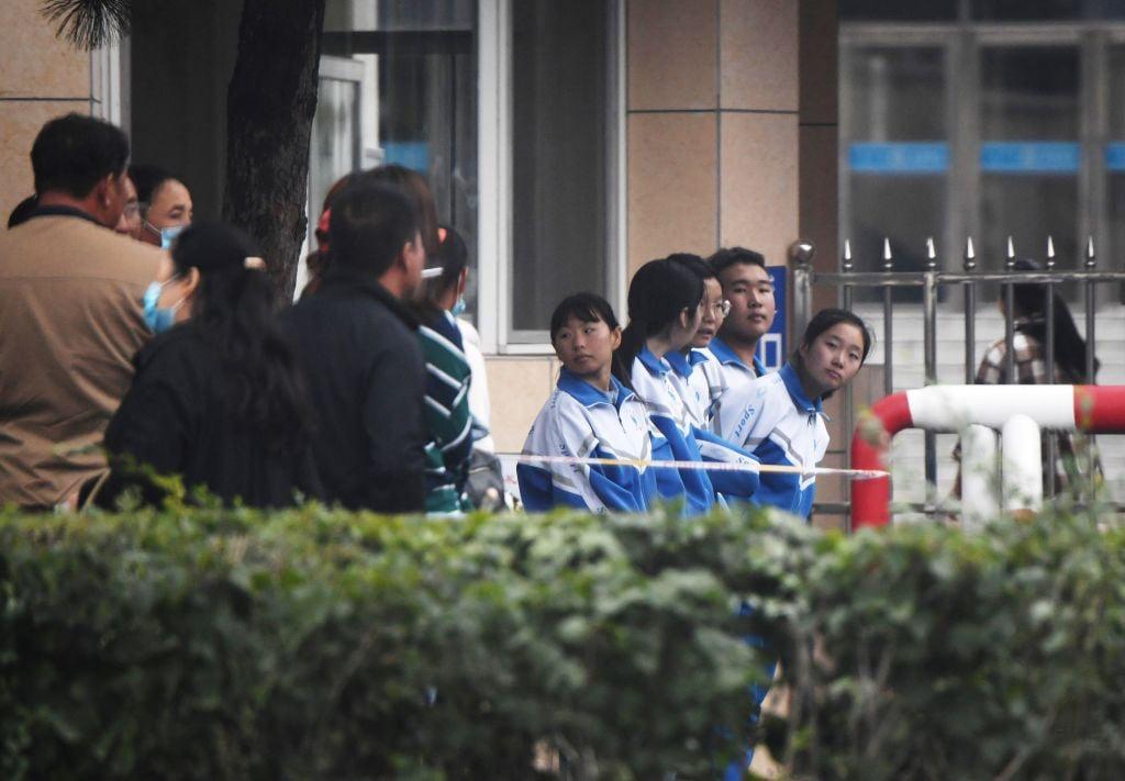 中共在蒙族學校強推漢語教學激起蒙古族「罷課」為主的全民反抗運動。中共不斷祭出多重手段逼迫學生回校上課。(Getty Images)