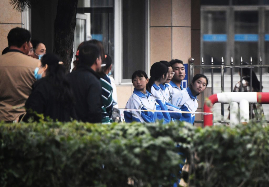 【內幕】鎮壓內蒙抗議 中共同時迫害法輪功