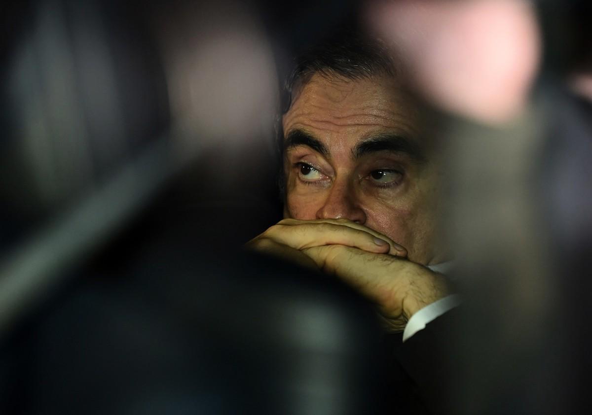 日產前董事長戈恩上個月底神奇逃離日本。他從日本成功逃脫的過程持續引發關注。(Kazuhiro NOGI / AFP)