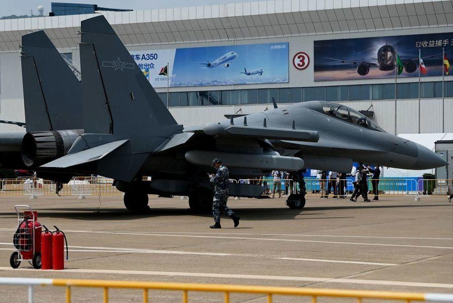 沈舟:珠海航空展的中共山寨軍機(多圖)