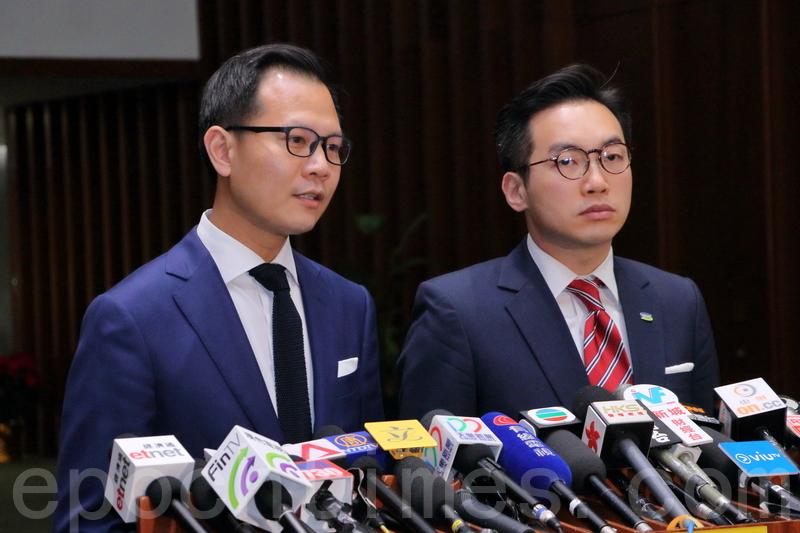 中共取消4香港議員資格 2人曾是加國公民