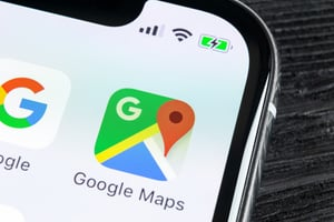 谷歌地圖致多人誤入歧途 遭歐洲小鎮禁用