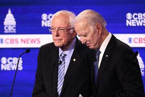 桑德斯退選 拜登提前成民主黨總統提名人