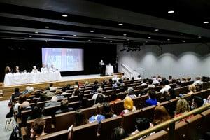 澳新州議會論壇 關注中共活摘器官罪行