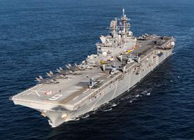 加強太平洋軍力 美軍派遣搭載F-35B准航母