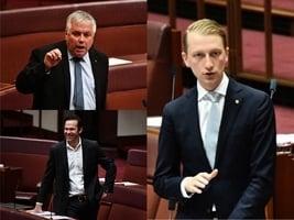 澳政府指控中共惡意網攻 議員們紛紛力挺