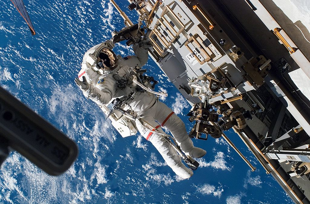 一名新澤西男孩日前寫信給美國太空總署,要當一名保護地球的銀河衛士。(NASA/Getty Images)