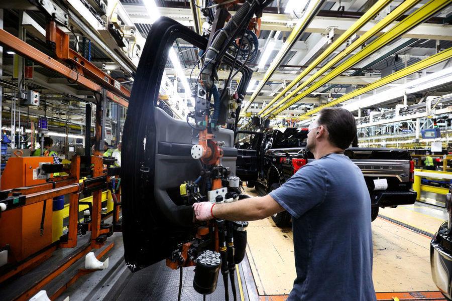美國三月份ISM製造業景氣創37年高峰
