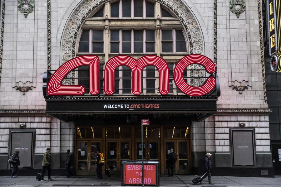資金近枯竭 王健林旗下院線AMC或申請破產