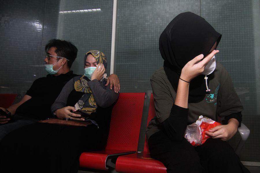 印尼班機起飛不久墜毀 62人下落不明