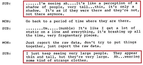 這是這份文件內有關人類的描述。(CIA文件擷圖)