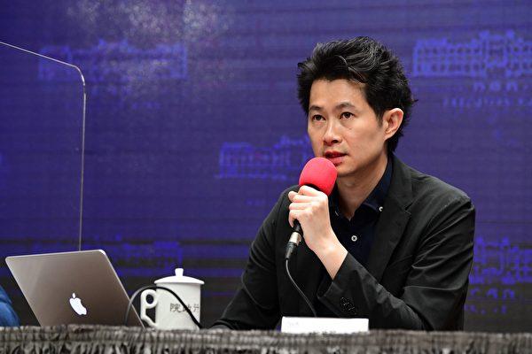 適逢六四事件31周年,行政院發言人丁怡銘4日表示,台灣是中國大陸最好的民主示範。 (行政院提供)