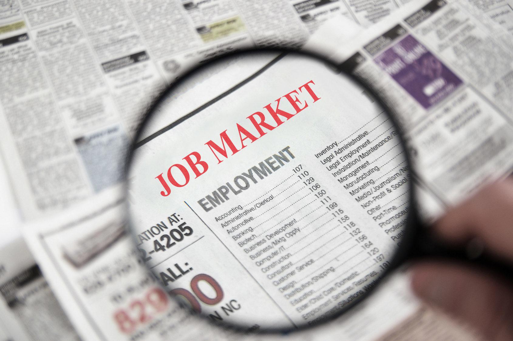 隨著疫情緩解,就業市場也會隨之好轉,但專家們普遍認為,大瘟疫後的經濟和以前將會大不相同,需求最大的工作也會有所不同。(Fotolia)