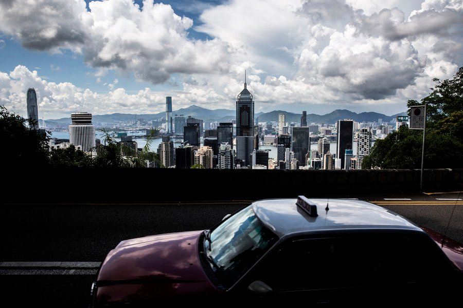 美商會調查:憂國安法 42%會員擬離開香港