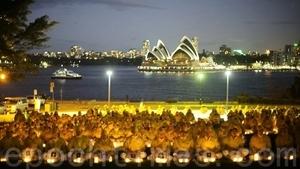法輪功反迫害22周年 澳政要及主流人士聲援