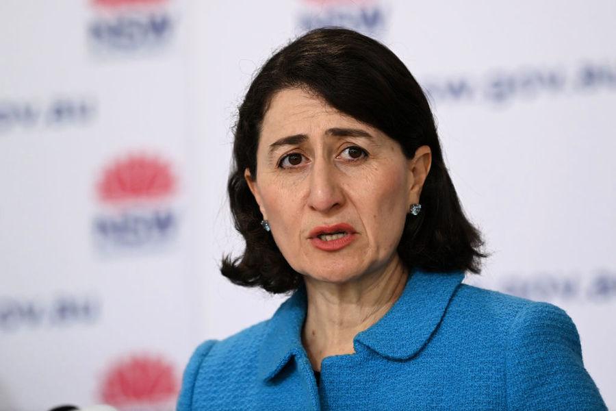 澳洲悉尼市省長辭職接受調查 前男友與中共關係密切