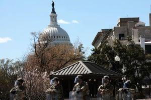 【快訊】美國會大廈外襲擊 警員1死1傷 疑犯死