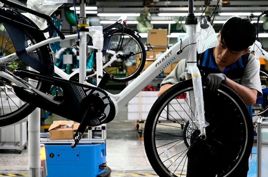 肺炎疫情下歐美瘋搶台灣單車 訂單暴增至年底