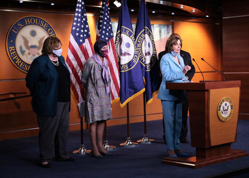 美眾院批准成立委員會 調查國會大廈遇襲事件